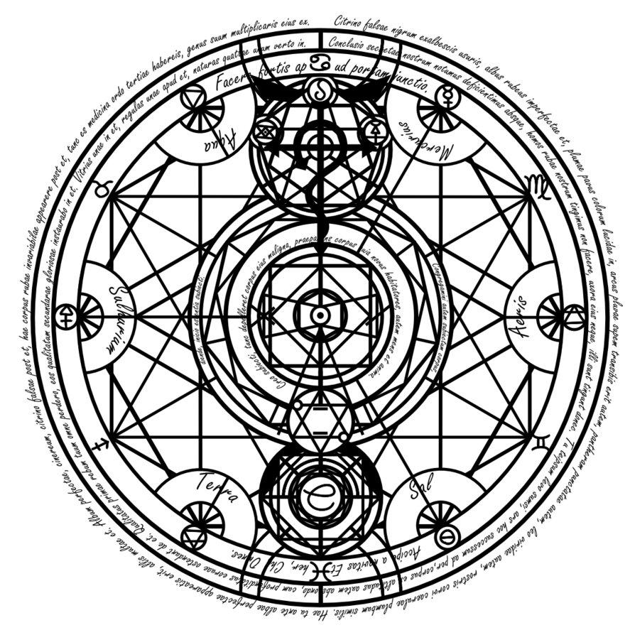 Алхимия — википедия