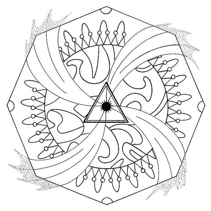 Расшифровка мандалы — как узнать, что скрывают символы? «глаз бога»- мандала мексиканских индейцев уичоль.