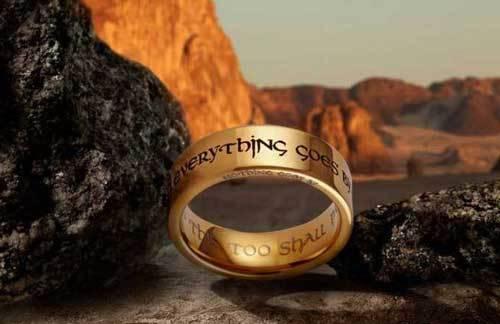 Значение и расположение кольца соломона на руке
