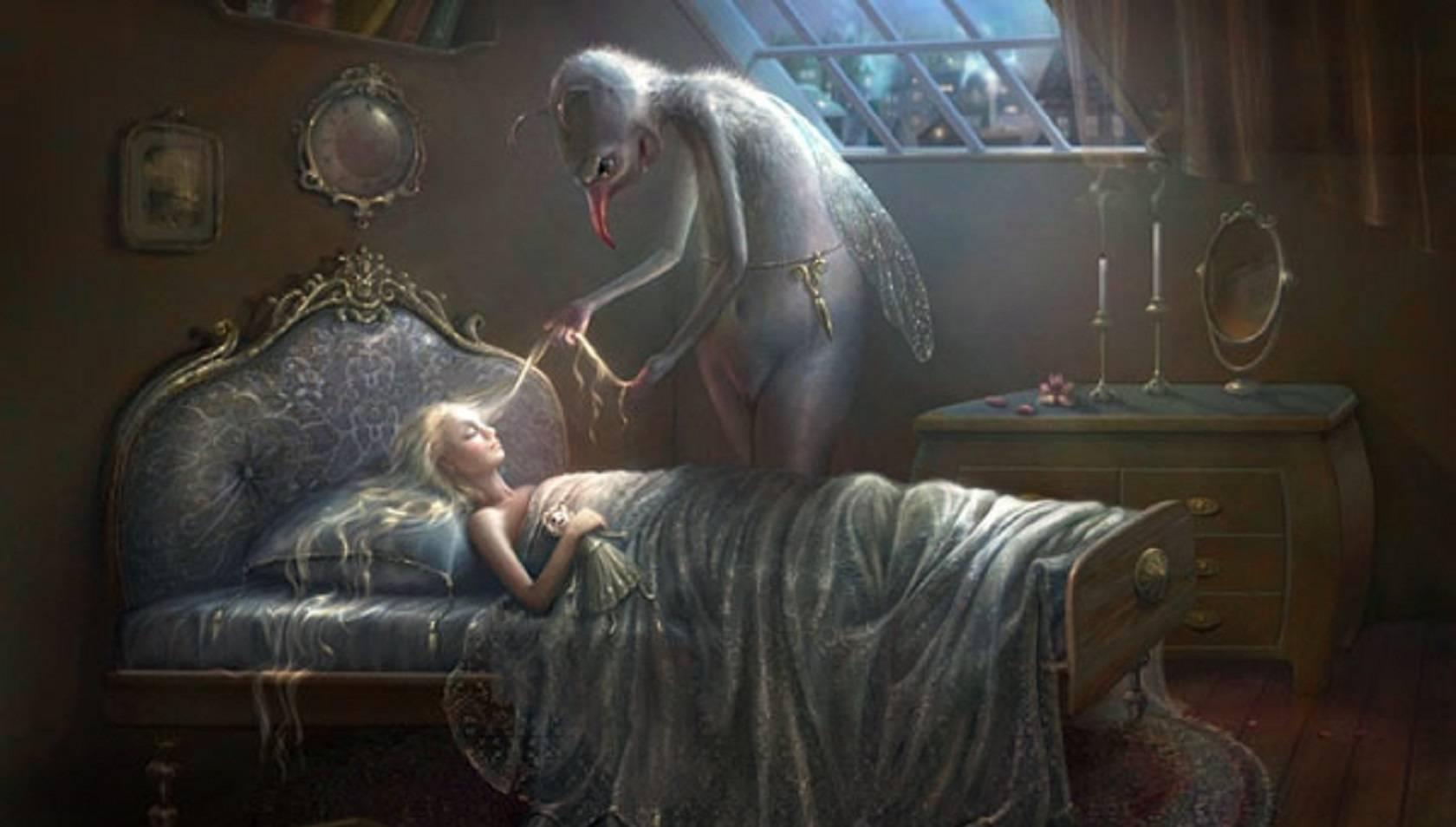 Ведьма колдовство колдунья