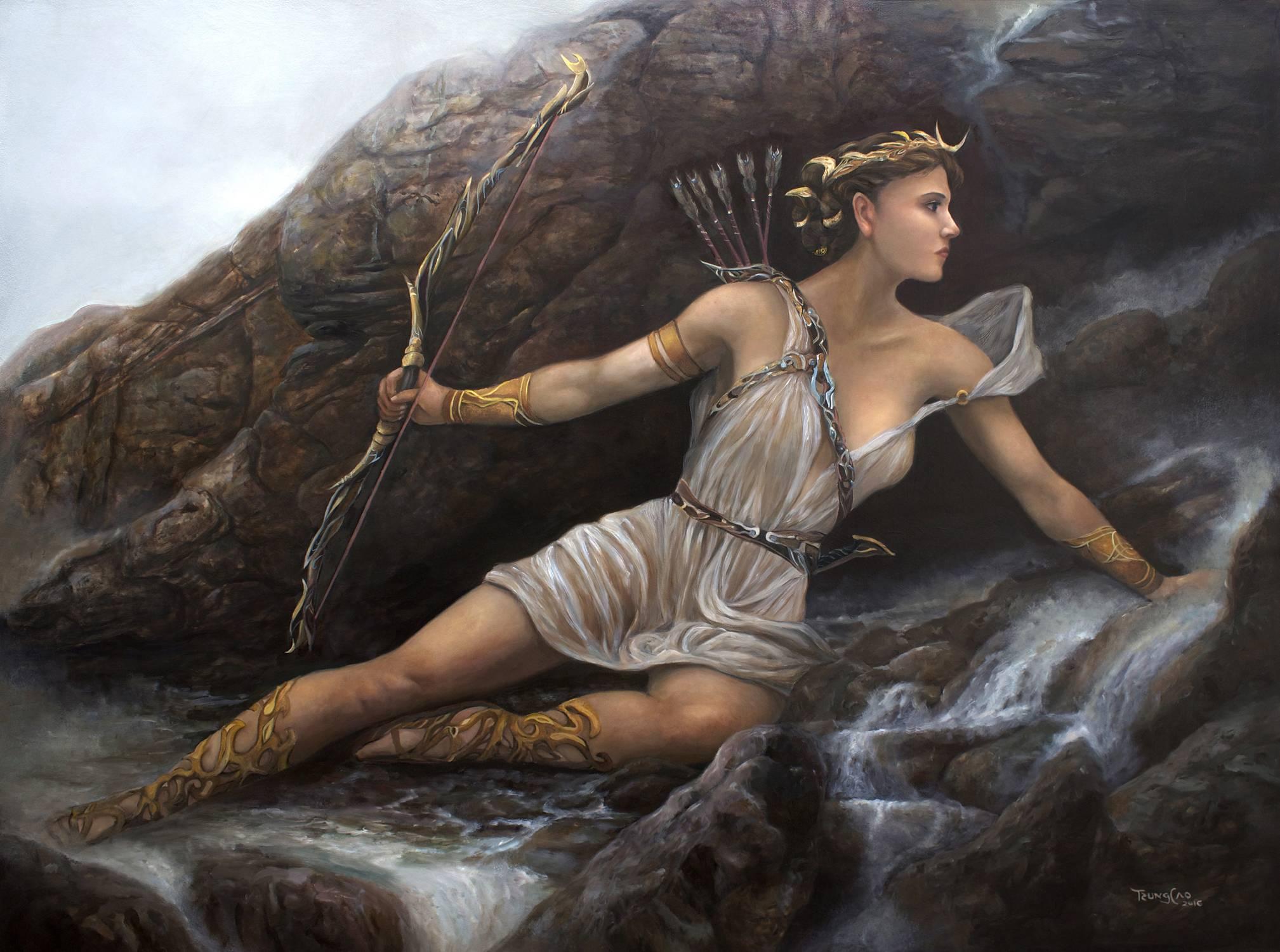 Божественный гороскоп. какая вы богиня из греческого пантеона? - нимфа