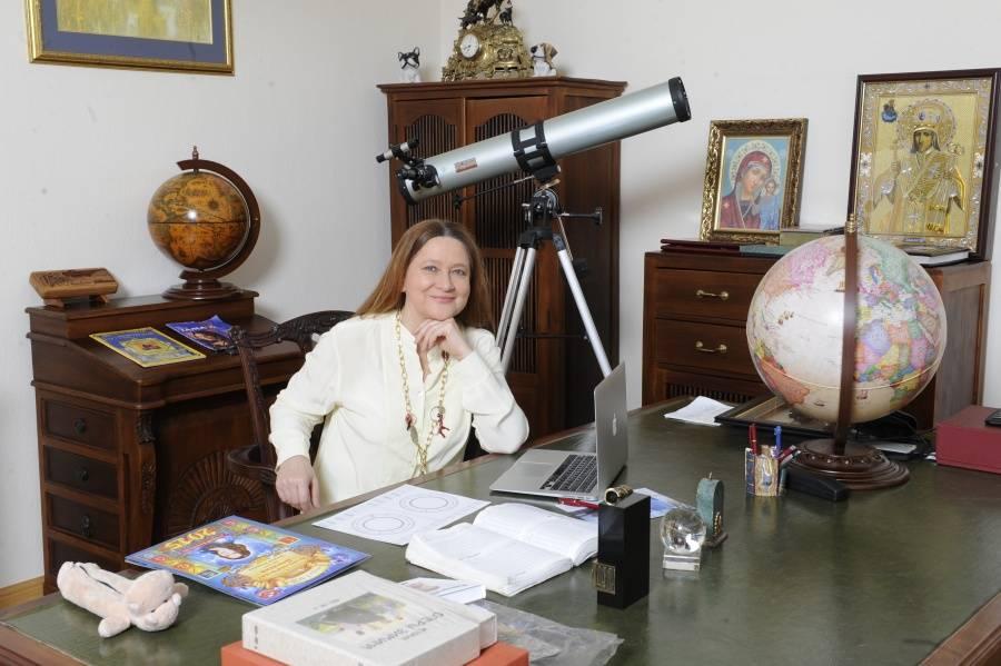 Работа и жизнь астролога тамары глоба