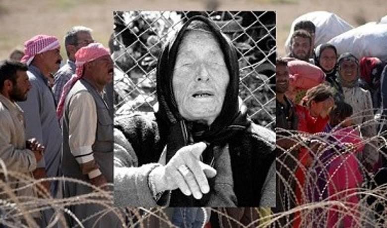 Предсказания ванги о третьей мировой войне после падения сирии