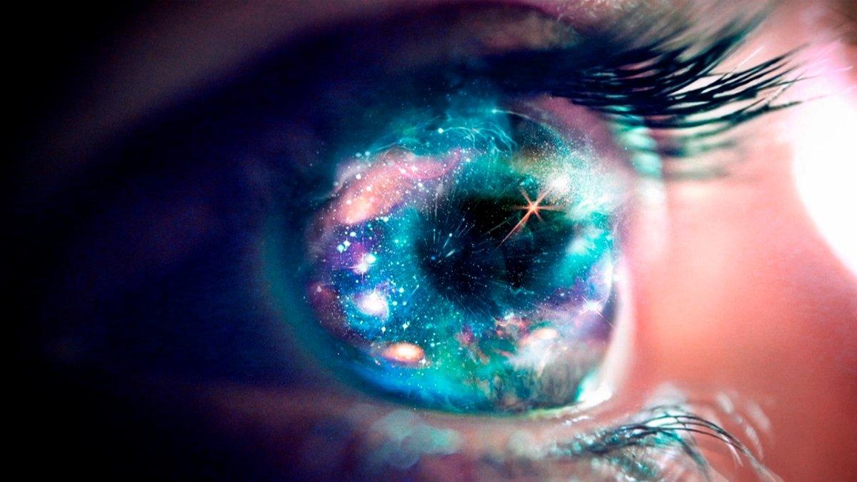 Астральное зрение без глаз