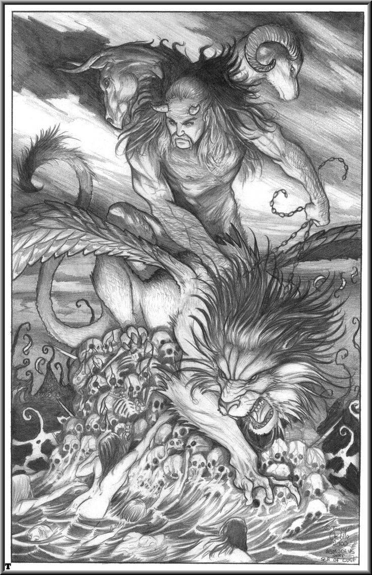 Демон асмодей - кто он такой и как его вызвать самостоятельно