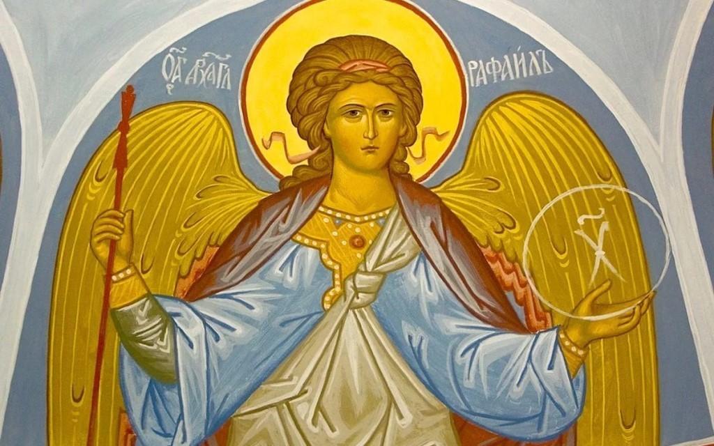 Молитва архангелу рафаилу об исцелении - господи, спаси и сохрани!