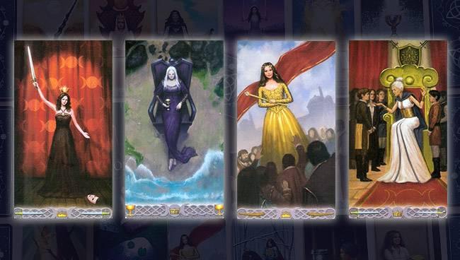 Таро таинственного мира: галерея, история создания, кому подойдёт колода