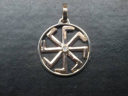 Ладинец — крест лады богородицы: значение оберега