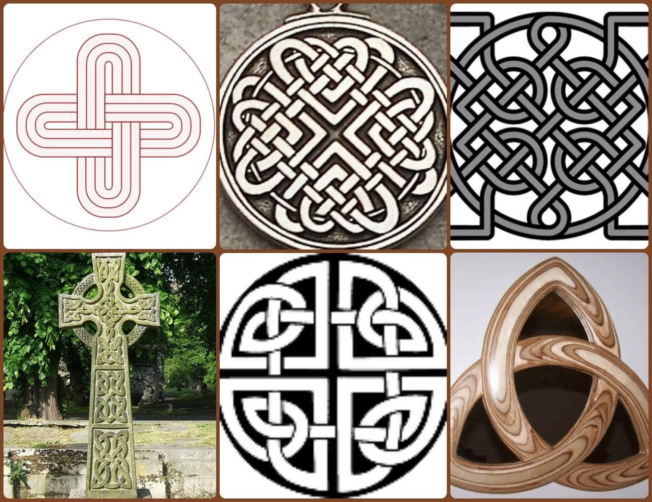 Кельтские амулеты - их магическое значение и фото символов