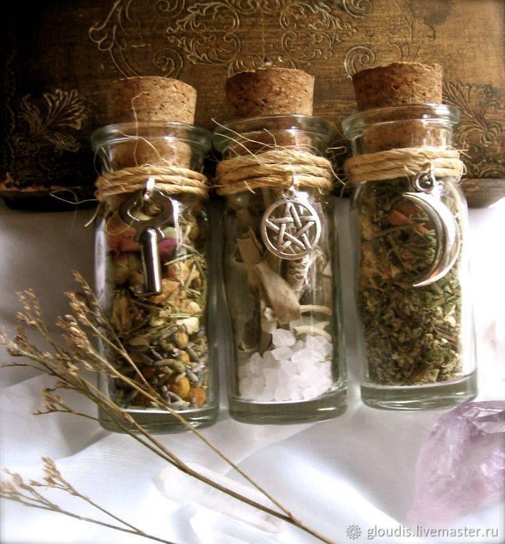 Ведьмина бутылка: защищаем себя и привлекаем любовь