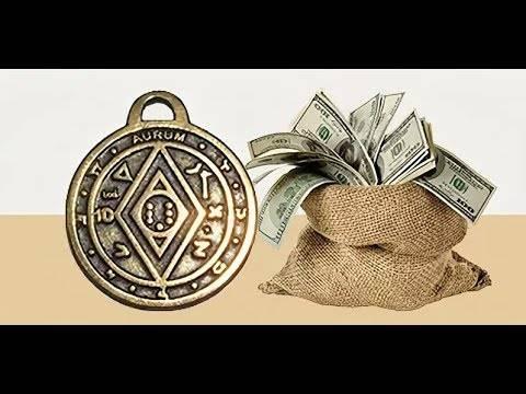 Амулеты для привлечения денег — источник богатства