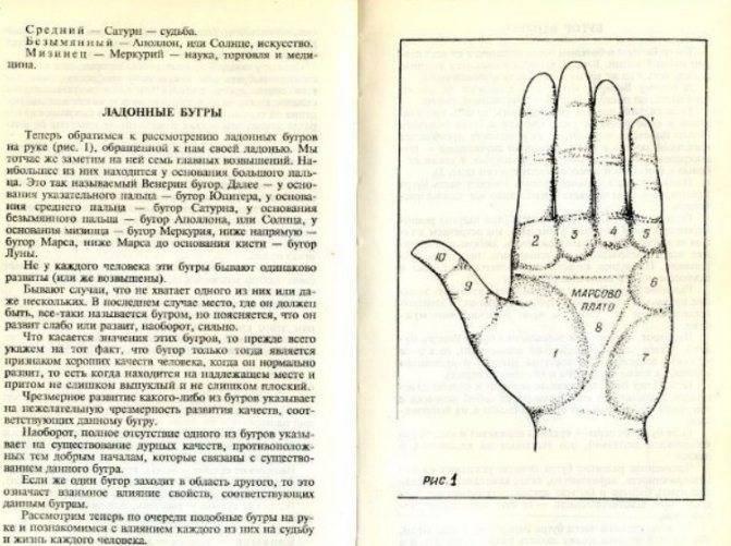 Линия карьеры на руке - толкование знаков с расшифровкой