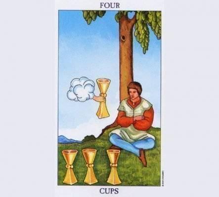 10 кубков (чаш) - значение карты таро