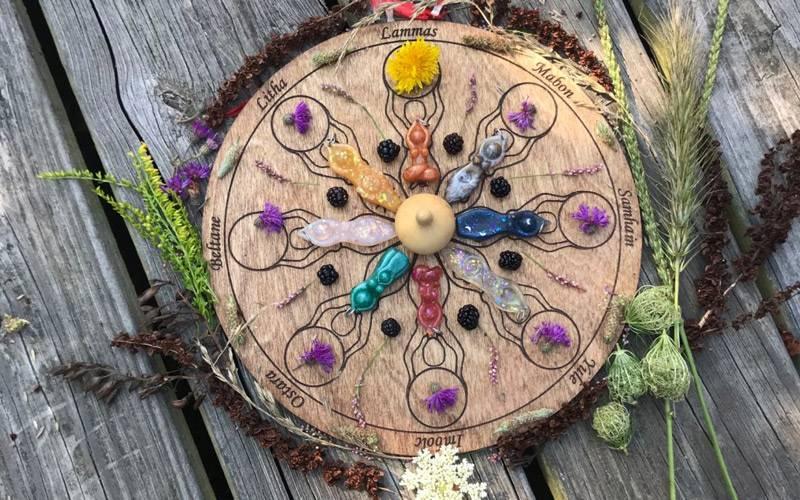 Кельтский календарь на сайте игоря гаршина. праздники кельтов