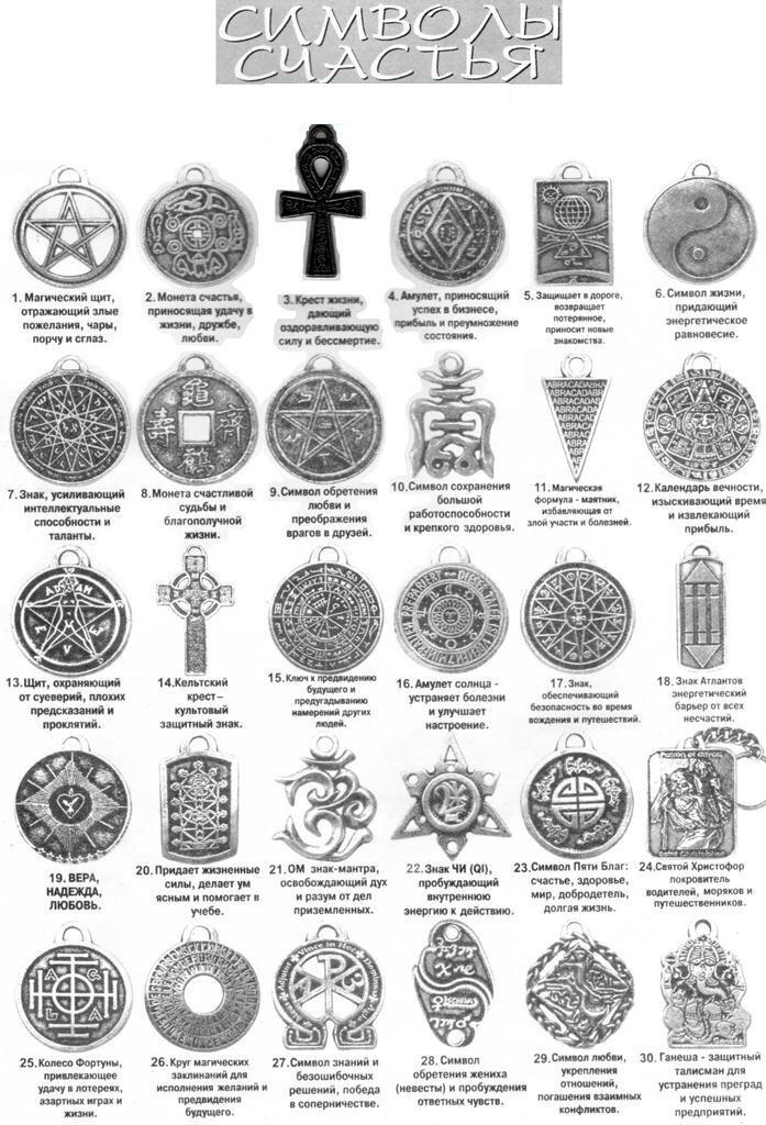 Талисманы, амулеты, обереги: в чем разница, как узнать свой и какие они бывают, как правильно выбрать, значения символов, возможная опасность