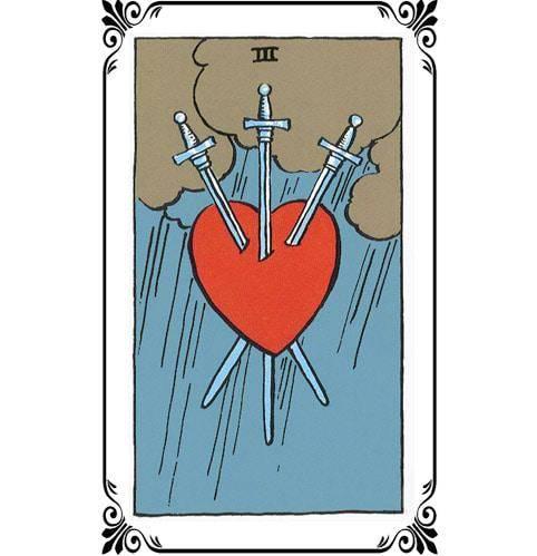 Тройка посохов (жезлов) таро: значение в отношениях, любви, работе