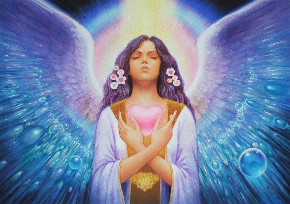 3 вопроса ангелам — gadanie