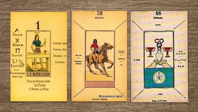 Обзор колоды ступени золотого таро: история создания, значение карт, символы