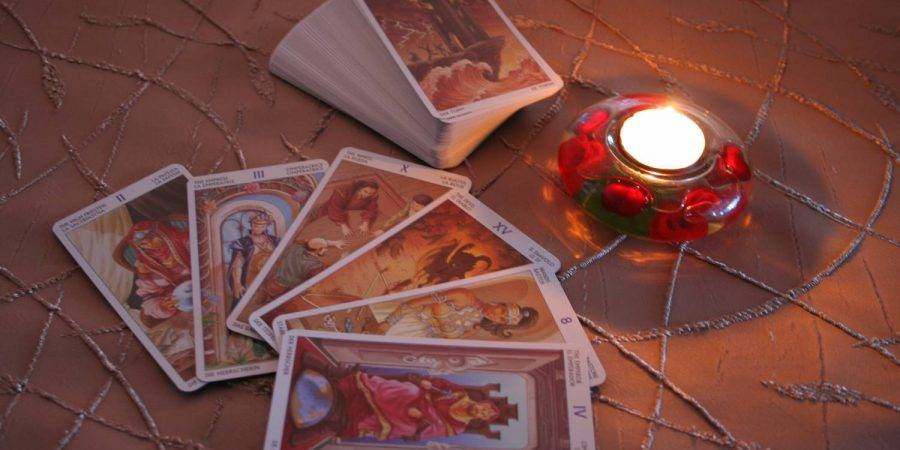 Значение символов екатерининского гадания на 40 карточках