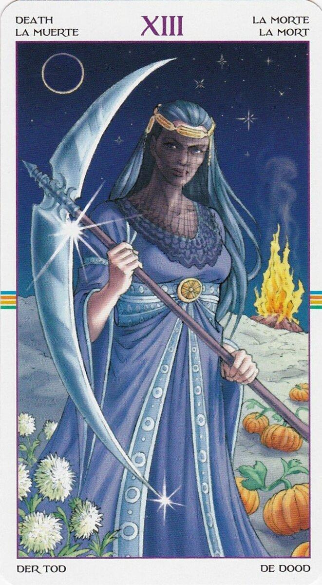 Обзор колоды таро союз богинь: история создания, особенности, символы