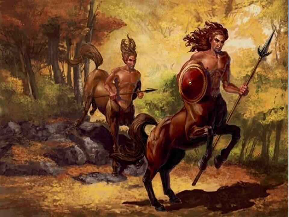 Кентавр - это... происхождение, мифы, легенды