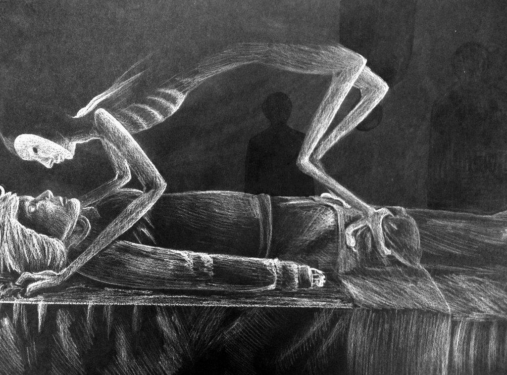 К чему снится нечистая сила ???? - топ 42 толкований ???? по сонникам: что означает для мужчины и женщины видеть в доме, бороться и изгонять во сне нечисть из квартиры