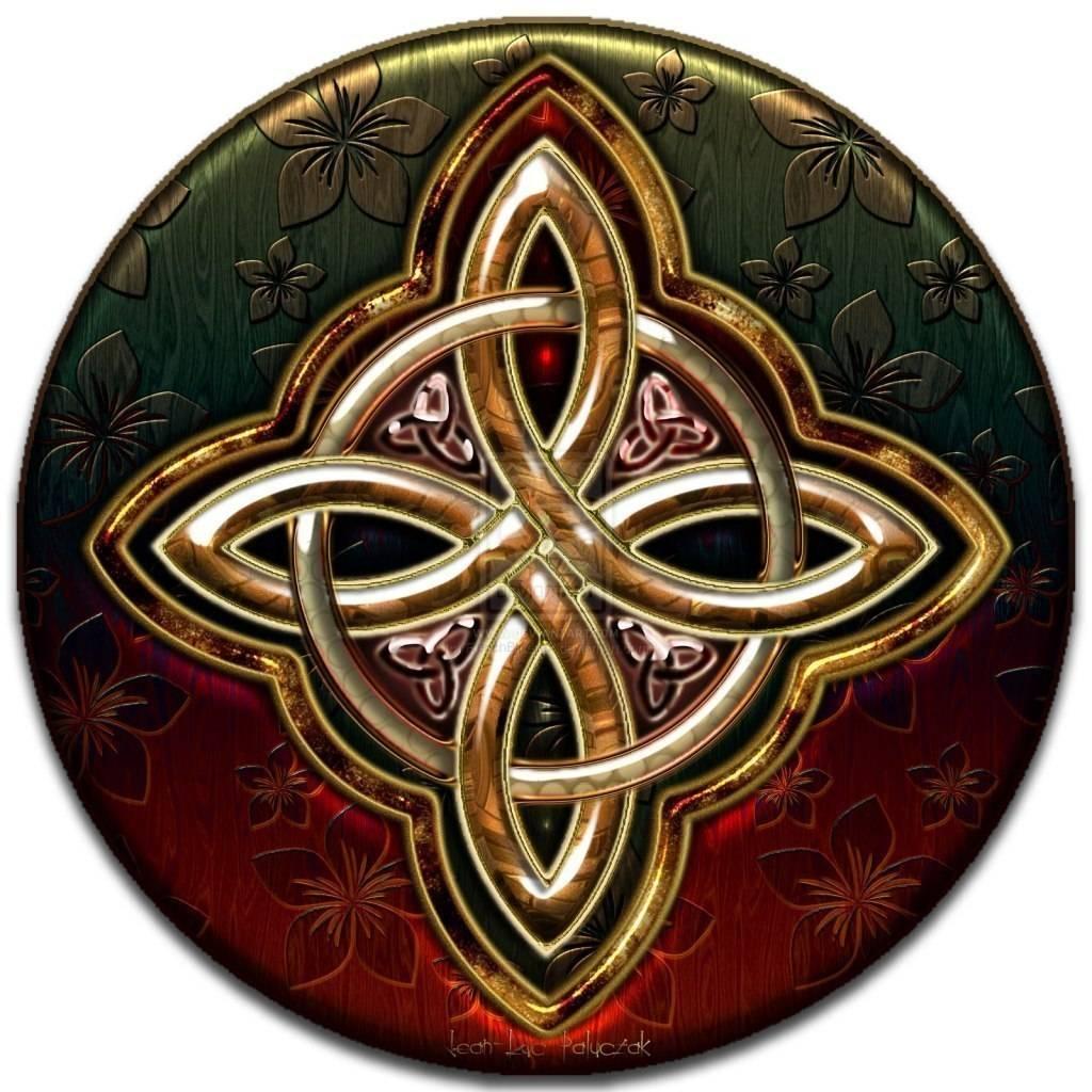 О чем рассказывают кельтские узоры?