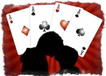 Гадание «на чувства любимого» на игральных картах