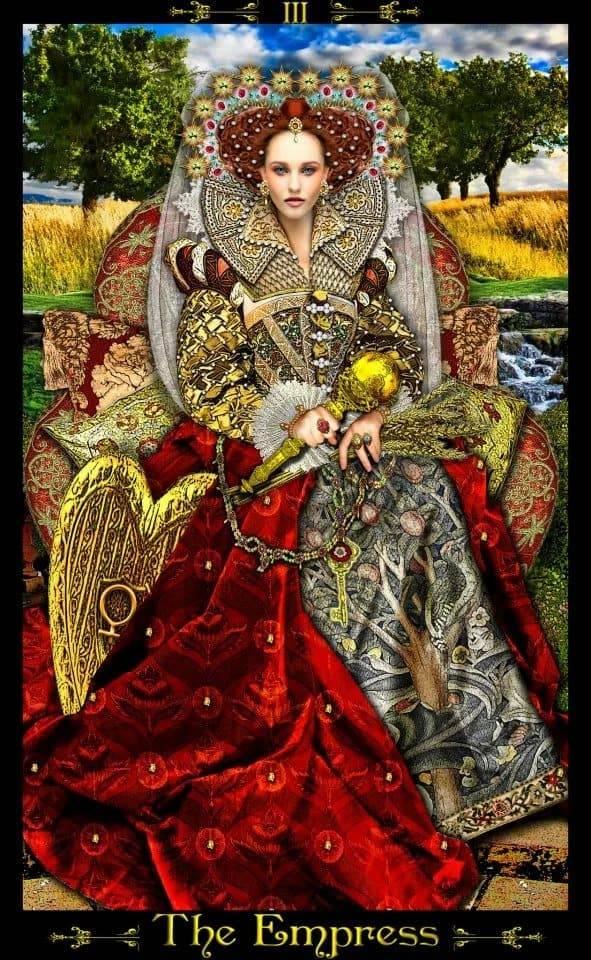 Императрица таро: значение 3 аркана в отношениях и любви для женщин