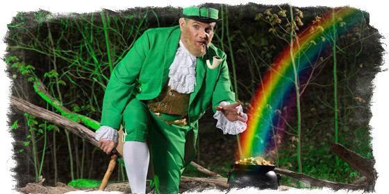 Ирландский лепрекон — сущность, исполняющая желания