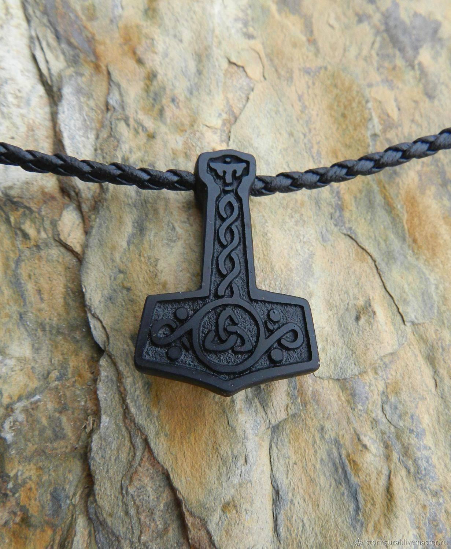 Амулет молот тора — могучее оружие в ваших руках - мой тор