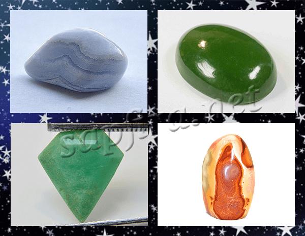 Камни для козерогов женщин и мужчин по дате рождения