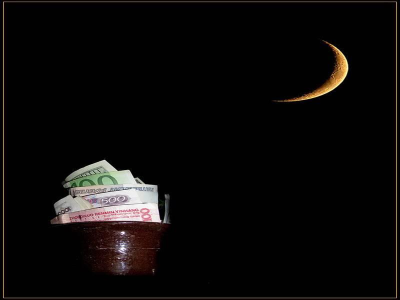 Сильнейшие заговоры на деньги и другие ритуалы на растущую луну: правильная методика проведения