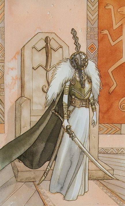 Король мечей в сочетании с другими картами таро: расшифровка значений