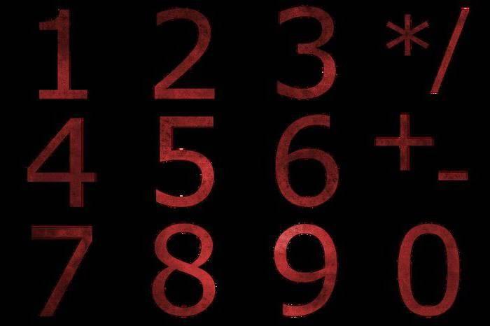 Сонник если снятся цифры. к чему снится если снятся цифры видеть во сне - сонник дома солнца