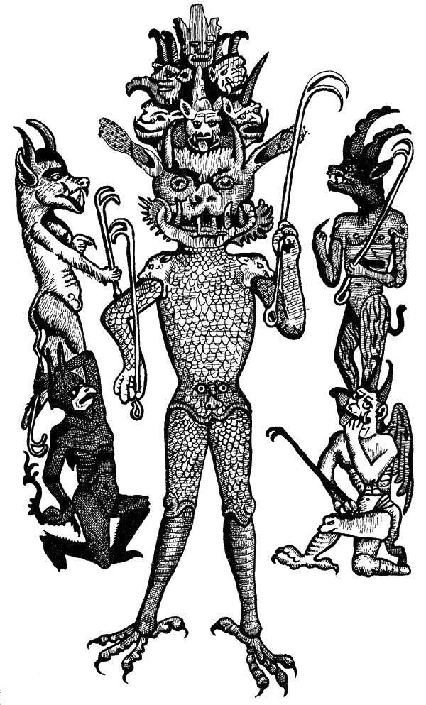 Кто такой, как выглядит и чем изгоняется бес — христианство, оккультизм, демонология. то, чего боятся и не любят бесы, демоны, злые духи (говорят бесы)