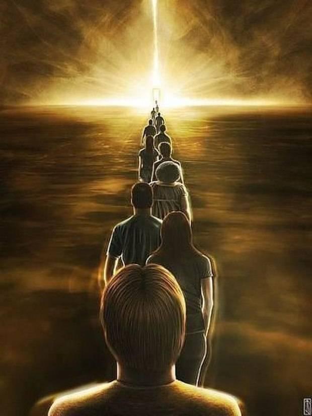 Глава 4. жизнь после смерти в раю. жизнь после смерти