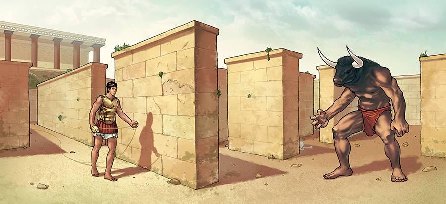 Красивая легенда или орудие пыток: зачем построили лабиринт минотавра