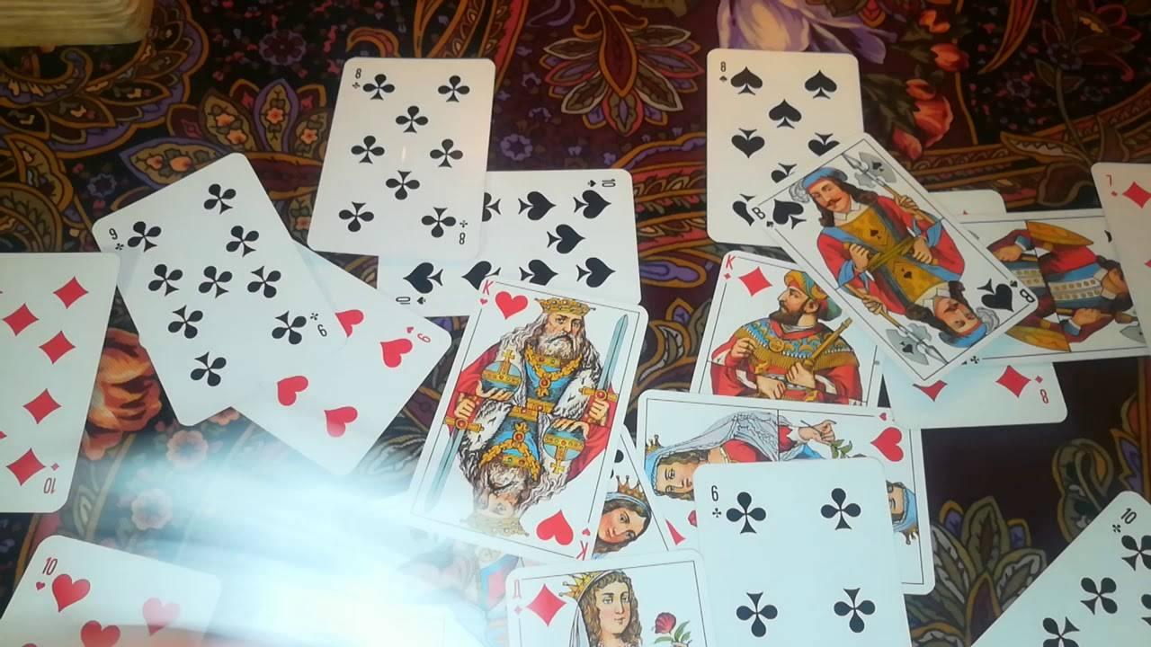 Особенности и советы по раскладу на короля