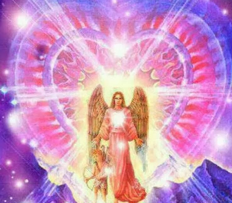 Архангел чамуил и ангелы любви — ангел самуил