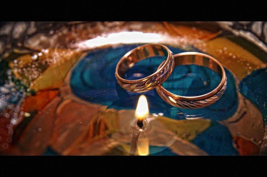 Гадание на кольце с ниткой