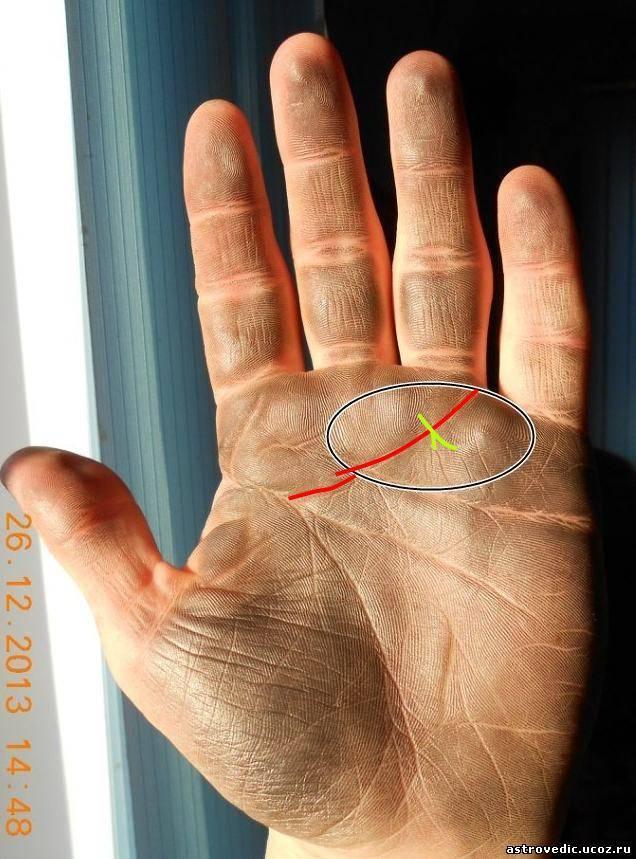Линия солнца на руке: фото с расшифровкой, значение двойной, большой линии, как найти