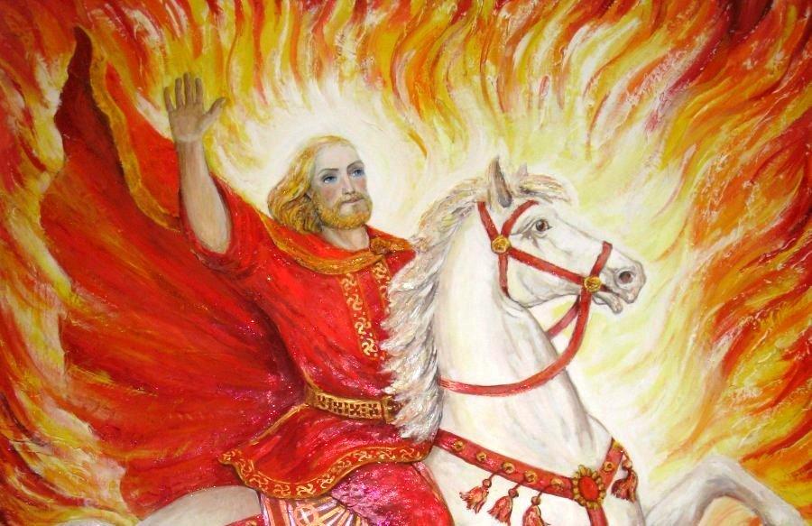 Ярило - бог солнца: как выглядит языческое божество на картинках, чему покровительствует, а также легенды, символы и атрибуты, праздники древних славян в его честь