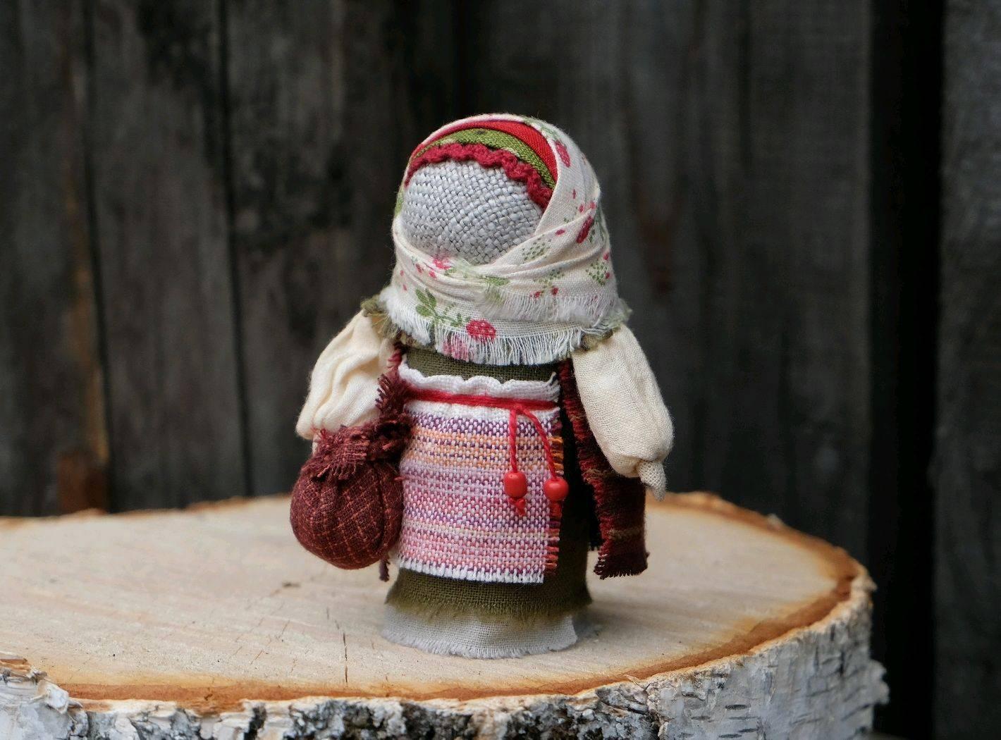 Кукла подорожница своими руками — мастер класс