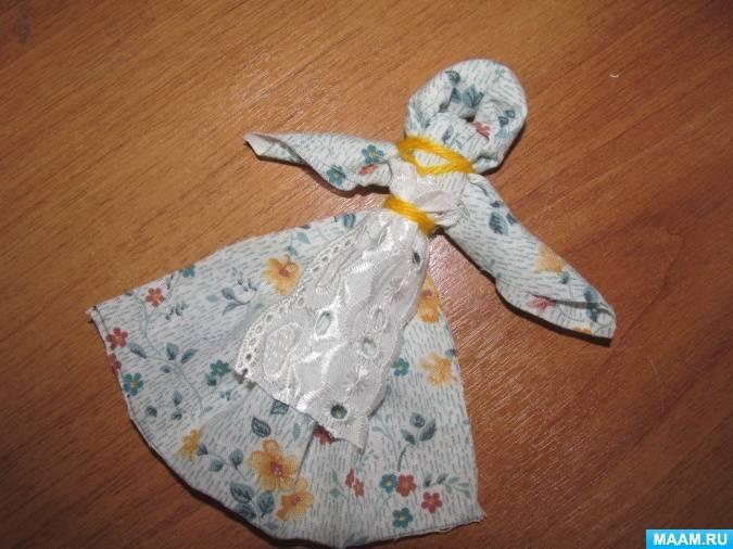 Кувадка (из кукольного сундучка)