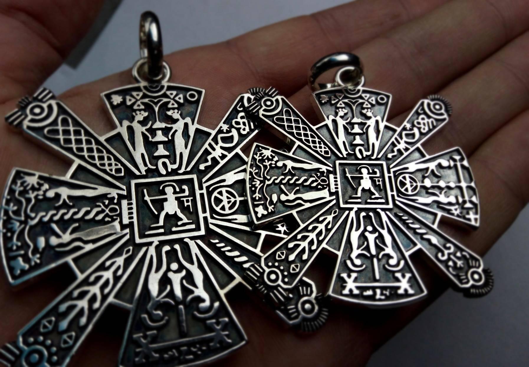 Славянский оберег крес: значение и описание символа (фото)