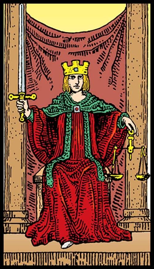 Правосудие (справедливость) таро: значение в отношениях, работе, сочетание