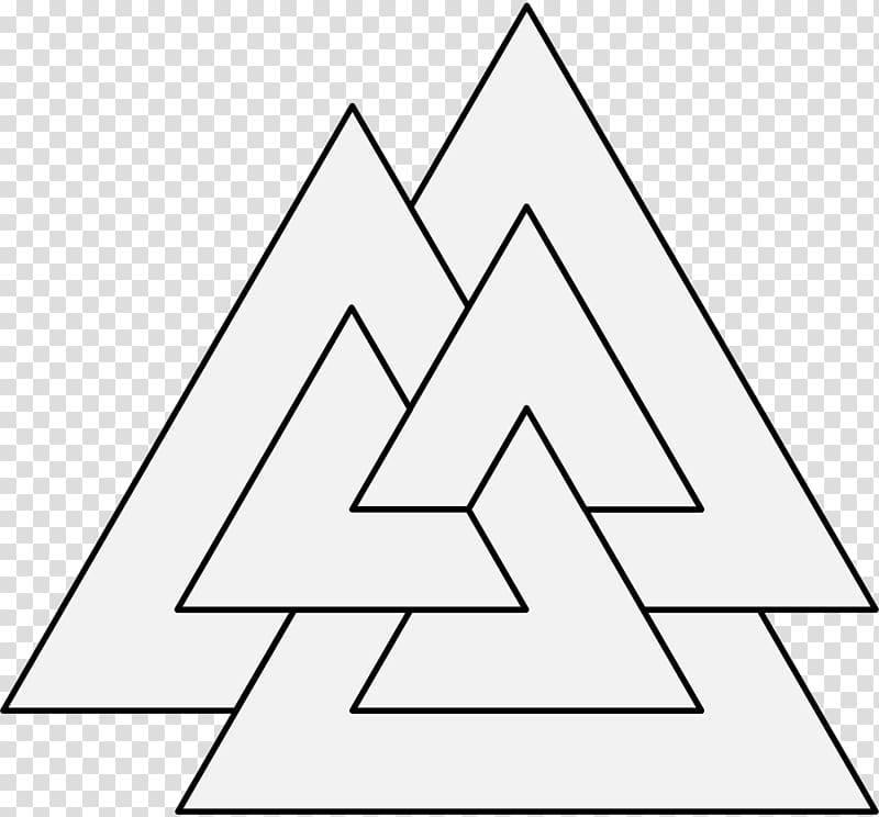 Валькнут — значение символа, татуировка, правила ношения
