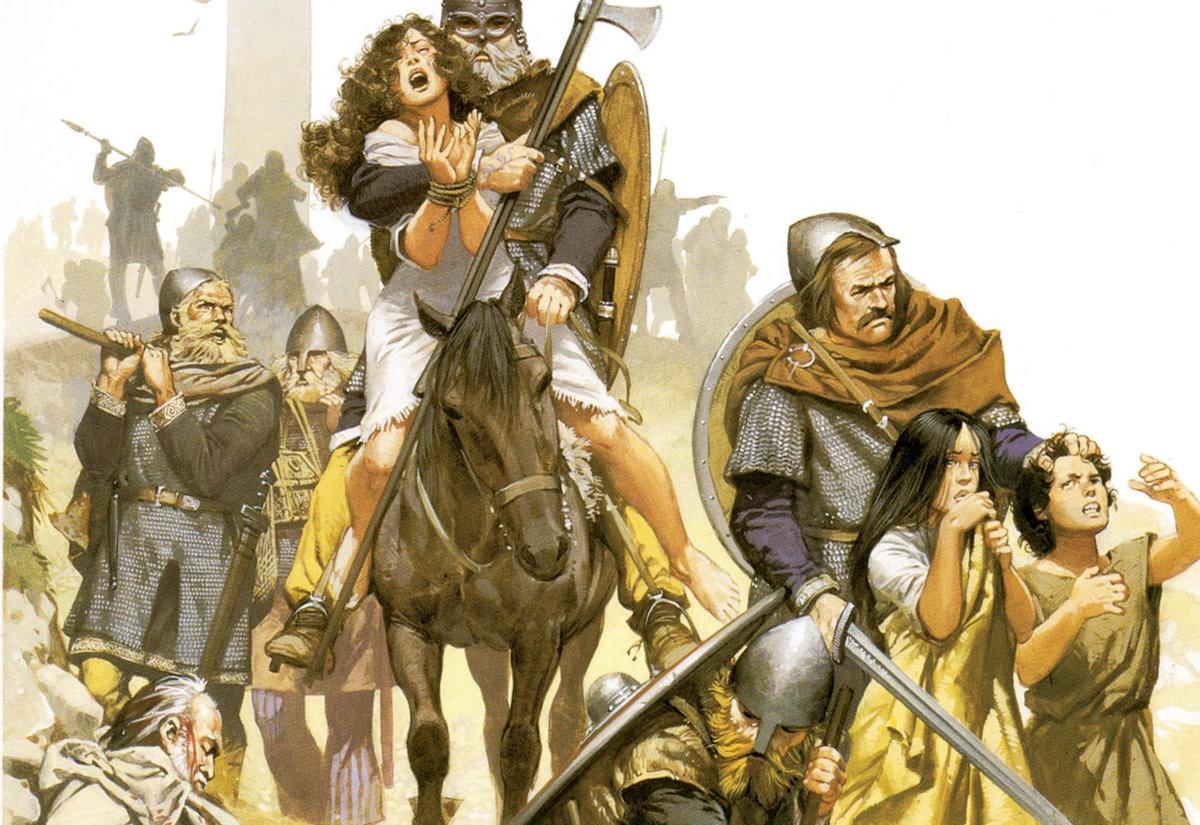 Хобии похитители и рабовладельцы из легенд англии