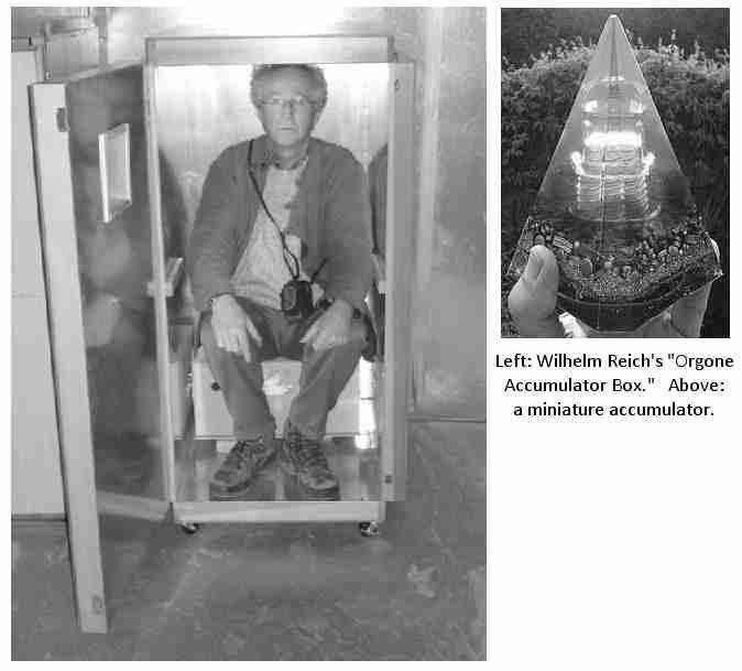 Вильгельм райх и его великие изобретения